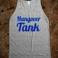 Hangover Tank (Blues)