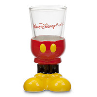 Disney Mickey Mouse Mini Glass | Disney Store