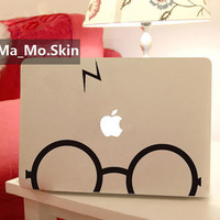 Harry PotterMacbook Decals Macbook Stickers Mac by MaMoLIMITED