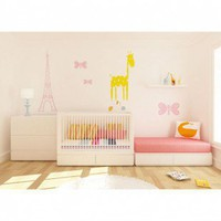 ducduc Dylan Convertible Crib Nursery Set - DYL-CCRIBS