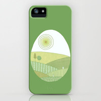 Easter Tale iPhone Case by Anita Ivancenko