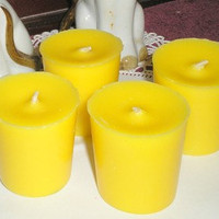 SAMPLE My SUMMER VOTIVES Box, 20 Highly Fragranced Homemade Soy Votives