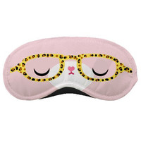 Sleep Mask  / Eye Mask - Cute & Cool Kawaii Cat