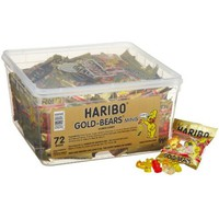 Haribo Gold-Bears Minis, 72-Count: Amazon.com: Grocery & Gourmet Food
