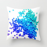 Ô balancê II Throw Pillow by Louise Machado