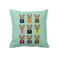 Little bear with tie from Zazzle.com