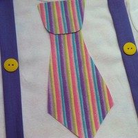 s Easter Shirt and Tie with Suspendors by BetterThanBows, $19.99