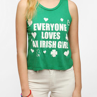 Urban Outfitters - Le Shirt Everyone Loves An Irish Girl Tee