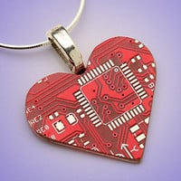 Tech Love Circuit Board Jewelry
