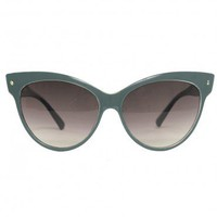 Cat Eye Sunglasses - Teal - It's Only Rock N Roll - Lookbook | GYPSY WARRIOR
