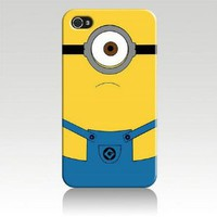 Amazon.com: Despicable Me Hard Case Skin for Iphone 5 At&amp;t Sprint Verizon Retail Packaging: Everything Else
