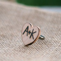 Personalized Engraved Engagement Wedding Ring (item E10292)