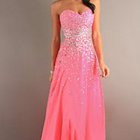 Dresses On Sale, Cheap Evening Gowns, Discounted Dress- PromGirl