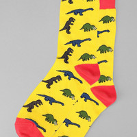 Dinosaurs Sock