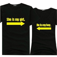 BlueBand — Boy & Girl T-Shirt