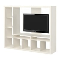EXPEDIT TV storage unit - white - IKEA