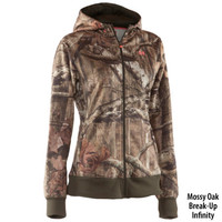 Under Armour Womens Camo Full-Zip Hoodie - Gander Mountain