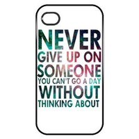 Amazon.com: Cute Quote Iphone 4 Case: Everything Else