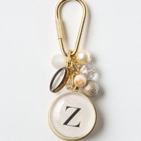 Monogram Keychain - Anthropologie.com