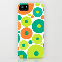 dotty iPhone Case by Sylvia Cook Photography