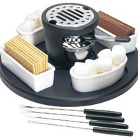 "Amazon.com: Casa Moda ""S'mores"" Maker: Kitchen & Dining"