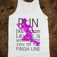 Run like Adam Levine - Get in my Closet