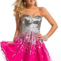Party Time 6857 Dress - NewYorkDress.com