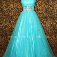 Gorgeous tulle Sweetheart Prom Dress
