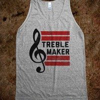 Treble Maker (tank) - Music of All Genres