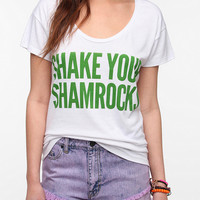 Shake Your Shamrocks Scoopneck Tee