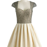 Glimmer and Dancing Dress | Mod Retro Vintage Dresses | ModCloth.com