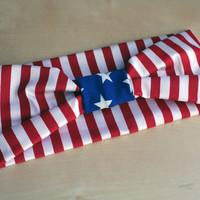 Americana Turban Headband | Miracle Eye Original Clothing & Vintage