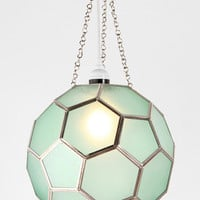 Honeycomb Glass Pendant Shade