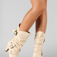 Bamboo Verde Boot