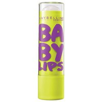 Amazon.com: Maybelline New York Baby Lips Moisturizing Lip Balm, Peppermint, 0.15 Ounce: Beauty