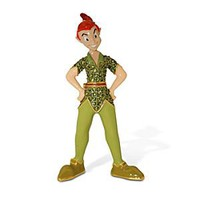 Jeweled Peter Pan Figurine by Arribas Brothers | Disney Store