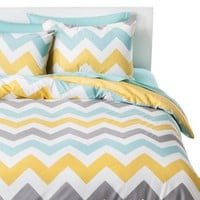 Room Essentials Chevron Duvet Cover Set