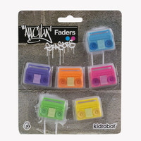 All City Boombox Eraser<p>6-Pack | Kidrobot