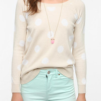 Urban Outfitters - Lucca Couture Polka Dot Sweater