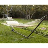Hammock/Stand/Pillow