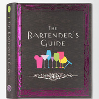 Urban Outfitters - The Bartender's Guide By The Staff Of Parragon