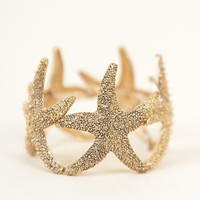 Under the Sea Starfish Bracelet from p.s. I Love You More Boutique