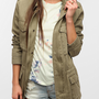 Urban Outfitters - Ecote Oversized Surplus Jacket