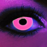 Rave Pink Contacts