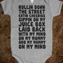 Rollin Down The Street (Gangsta Baby) - Babys In The House