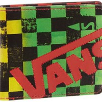 Vans Men's Scan Check Wallet: Amazon.co.uk: Shoes & Accessories