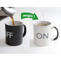 ON/OFF Mug: Amazon.co.uk: Kitchen &amp; Home