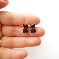 Kawaii Batman Studs