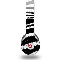 Amazon.com: Zebra Decal Style Skin (fits Beats Solo HD Headphones - HEADPHONES NOT INCLUDED): Electronics