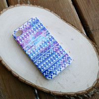 Galaxy Aztec iPhone Case